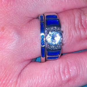 Beautiful Ring set size 7/8